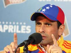 Capriles pide a la oposición olvidarse de una AN autoprorrogable