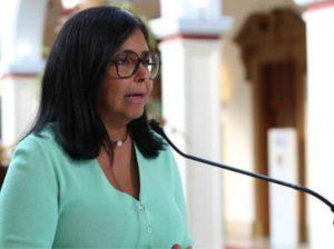 Delcy Rodríguez: En la Cuarta República no se respetaban los DDHH