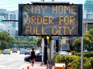 Miami se convierte en el remanso para los anti mascarillas