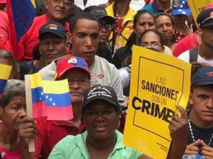 Arreaza: EEUU mantiene obsesión criminal contra el pueblo venezolano