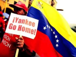Venezuela denuncia intenciones de EEUU de apoderarse del petróleo