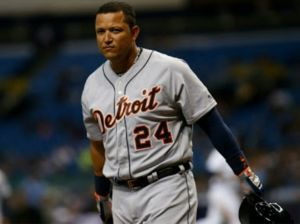 Miguel Cabrera to the 10-day disabled list
