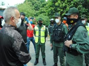 Bernal: Trocheros serán detenidos
