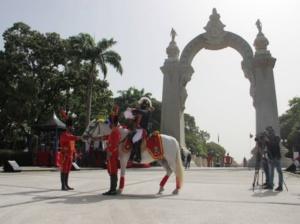Inician preparativos para el Bicentenario de la Batalla de Carabobo