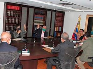 CNE se declara en sesión permanente para organizar las elecciones