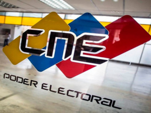 CNE comenzó a recibir propuestas de organizaciones políticas