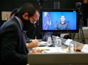 Cuba pide respuesta coordinada al covid-19