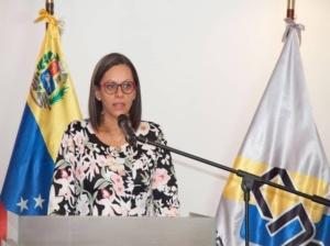 Yndira Alfonzo: primer día del Registro Electoral fue de amplia participación
