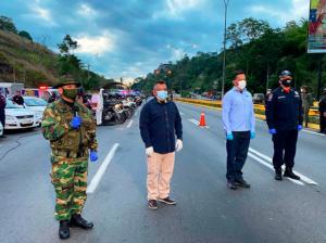 92 mil efectivos de seguridad garantizan cumplimiento de cuarentena