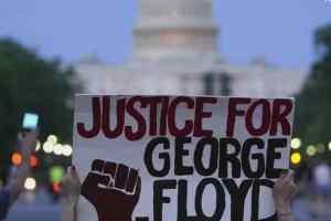 EEUU se alista a contener protestas tras veredicto del caso Floyd
