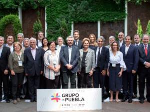 Grupo de Puebla pide declarar legitimidad de elección de Evo Morales