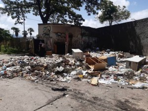 In the Monte Piedad area on January 23 they ask to pick up the garbage