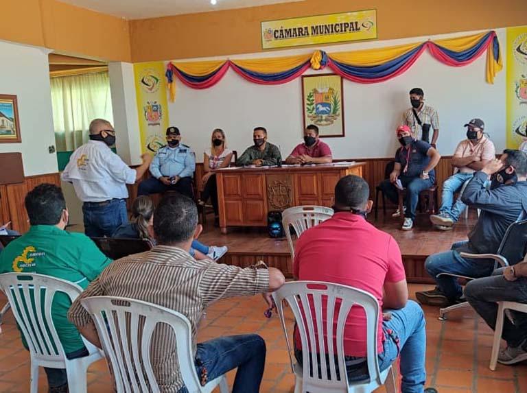 Comerciantes del Callao son exhortados a arreciar protocolos de salud
