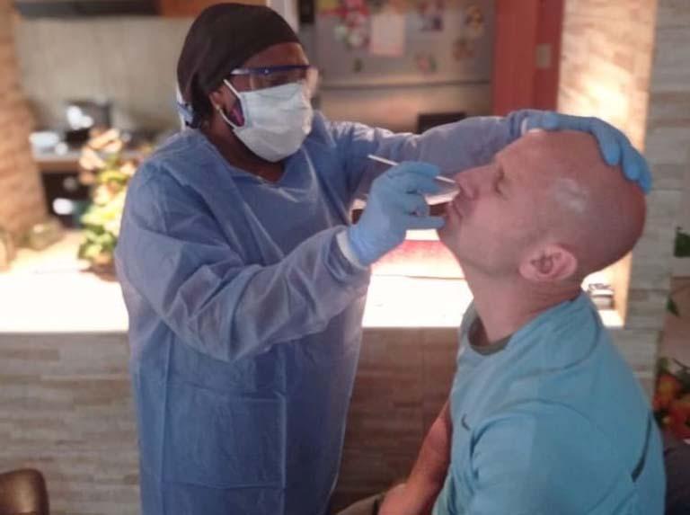 Caracas reporta 184 nuevos casos de contagios por covid-19