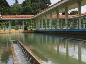 More than 5 families from Tinaco benefited from the water treatment plant