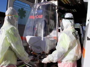"""WHO warns that the pandemic affecting Asia is at a """"critical point"""""""