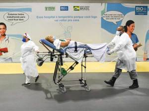 Brazil has more young than old in intensive care due to covid-19