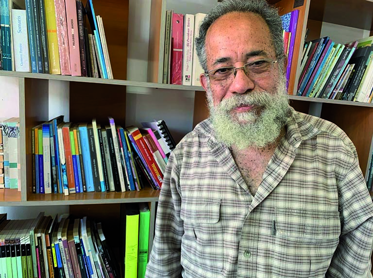 Amílcar Figueroa: Capitalism today is not permissive even with the reformists