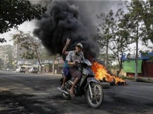 Unicef: al menos 35 niños han muerto a manos de fuerzas birmanas