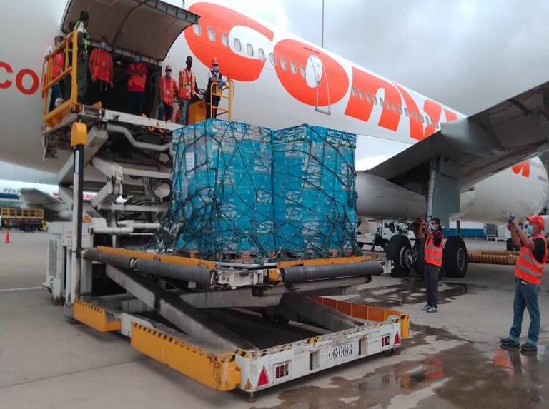 Gobierno Nacional envía ayuda humanitaria a Guinea Ecuatorial