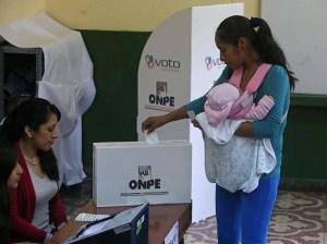 Cerca de 17 organismos internacionales observaran elecciones en Perú