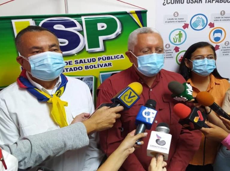 Llega a Bolívar segundo lote de vacunas contra la covid-19