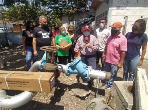 Plan Agua para Aragua continúa con la rehabilitación de pozos