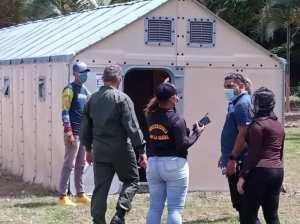 Reactivan Los Caracas como centro de aislamiento por rebrote de covid