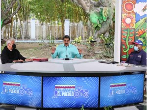 Maduro insta al Congreso de los Pueblos analizar vértices de la GMAV