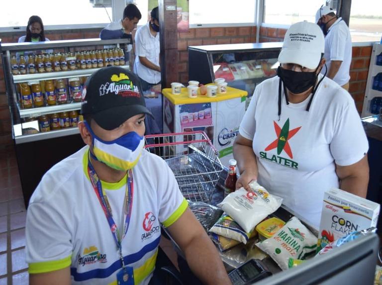En Guárico inauguran Tienda de Alimentos CLAP a precios solidarios