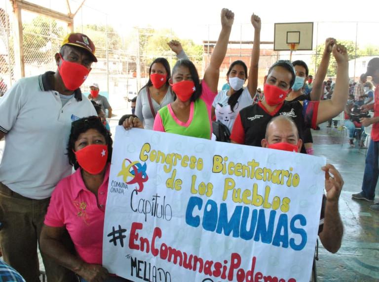 Este viernes inicia la consulta nacional de la Ley Orgánica de las Comunas