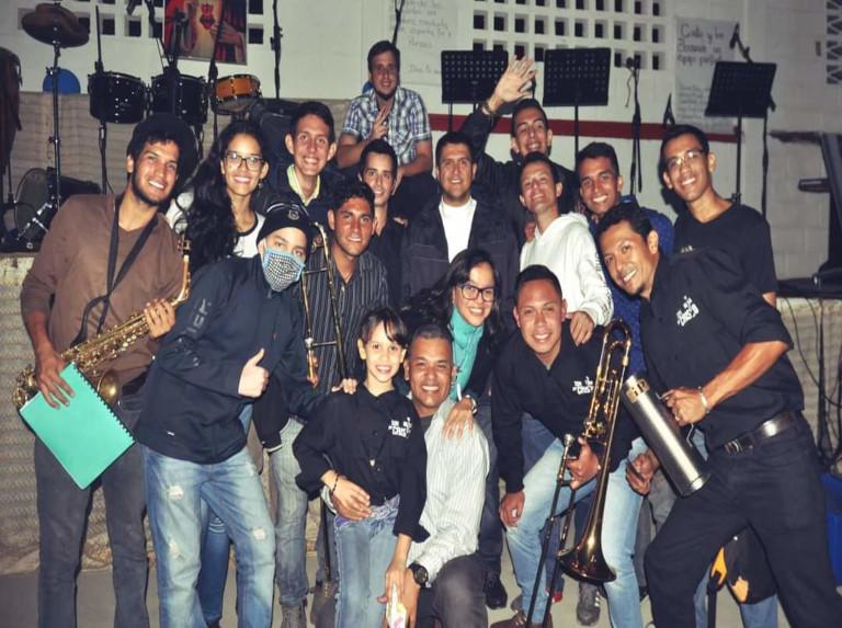 """Estrenan en Trujillo pieza musical """"Siervo de Dios"""" en honor a JGH"""