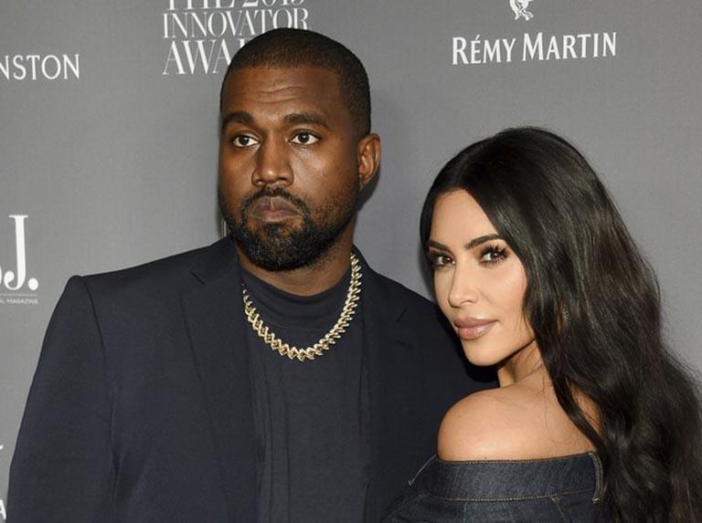 Kim Kardashian dejó en la calle a Kanye West tras la separación