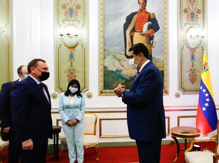 Maduro: agradezco a Rusia el apoyo con la vacuna Sputnik V para el pueblo venezolano