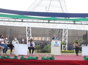 Gobernador de Portuguesa reinauguró el Aeropuerto de Acarigua-Araure