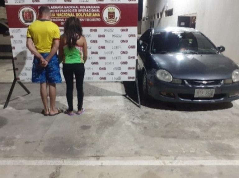 """Atraparon a dos secuestradores del grupo """"Yeico Masacre"""""""