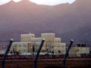 Explosión provocó incidente eléctrico menor en instalación nuclear iraní