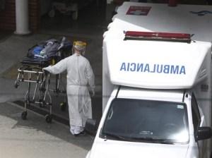 Colombia superó la barrera de los 70 mil muertos de coronavirus