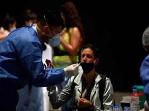 Argentina registra nuevo récord de contagios por tercer día consecutivo
