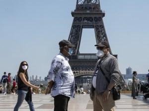 Francia es el tercer país en pasar de 100 mil muertos por covid en Europa