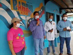 Rehabilitated 32 health centers in Barinas