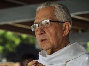 Larense Church mourns the death of Monsignor Tulio Chirivella