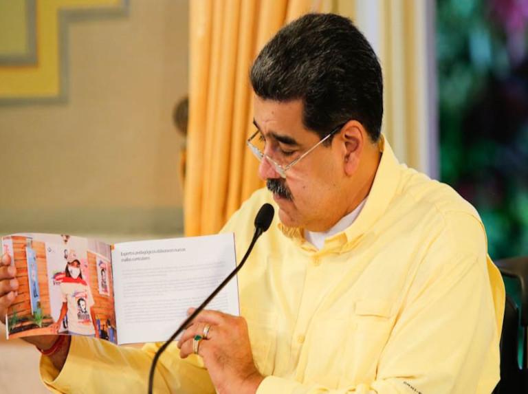 Maduro: tenemos una historia de profunda rebeldía que hay que estudiar