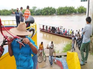 In Apure, the population of La Victoria is heading towards normality