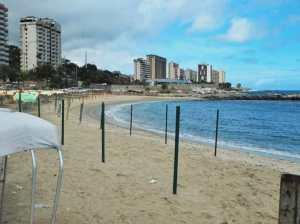 Playas de La Guaira abrirán fines de semana durante flexibilización