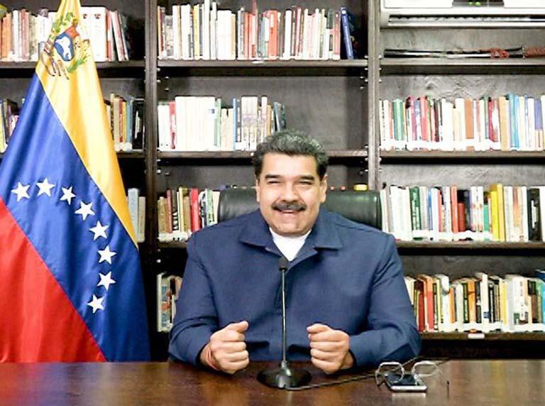 Maduro pidió a la OMS agilizar vacunas del Covax