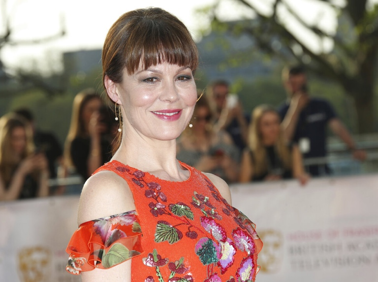 Actress Helen McCrory dies of cancer at age 52