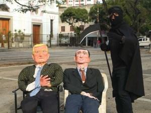 """Trump y Guaidó fueron los """"Judas"""" en el Valle"""