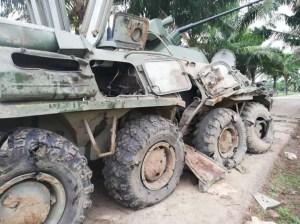 Dos militares muertos y nueve heridos durante emboscada en Apure
