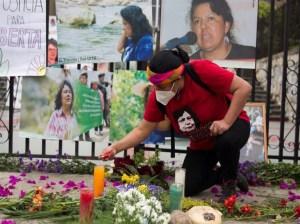 Comienza juicio contra autor intelectual de asesinato de Berta Cáceres